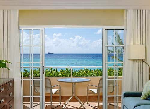 Contribution to Junior Suite � Ocean View Upgrade